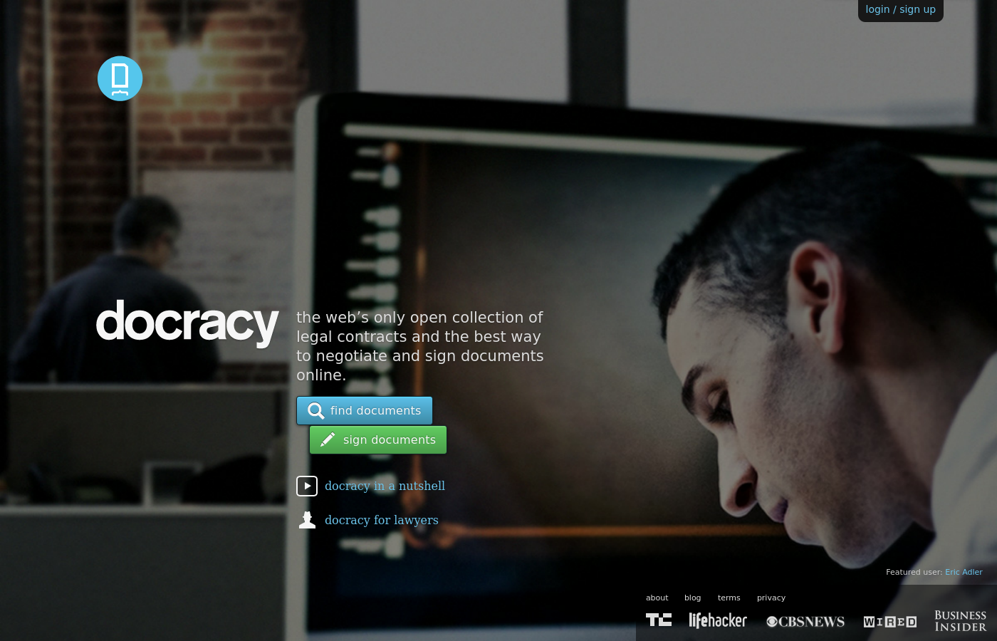 Docracy - Growth Hacking Tools