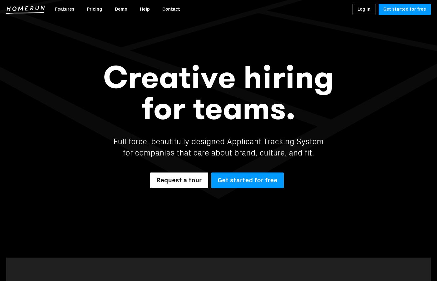 Homerun Growth Hacking Tools