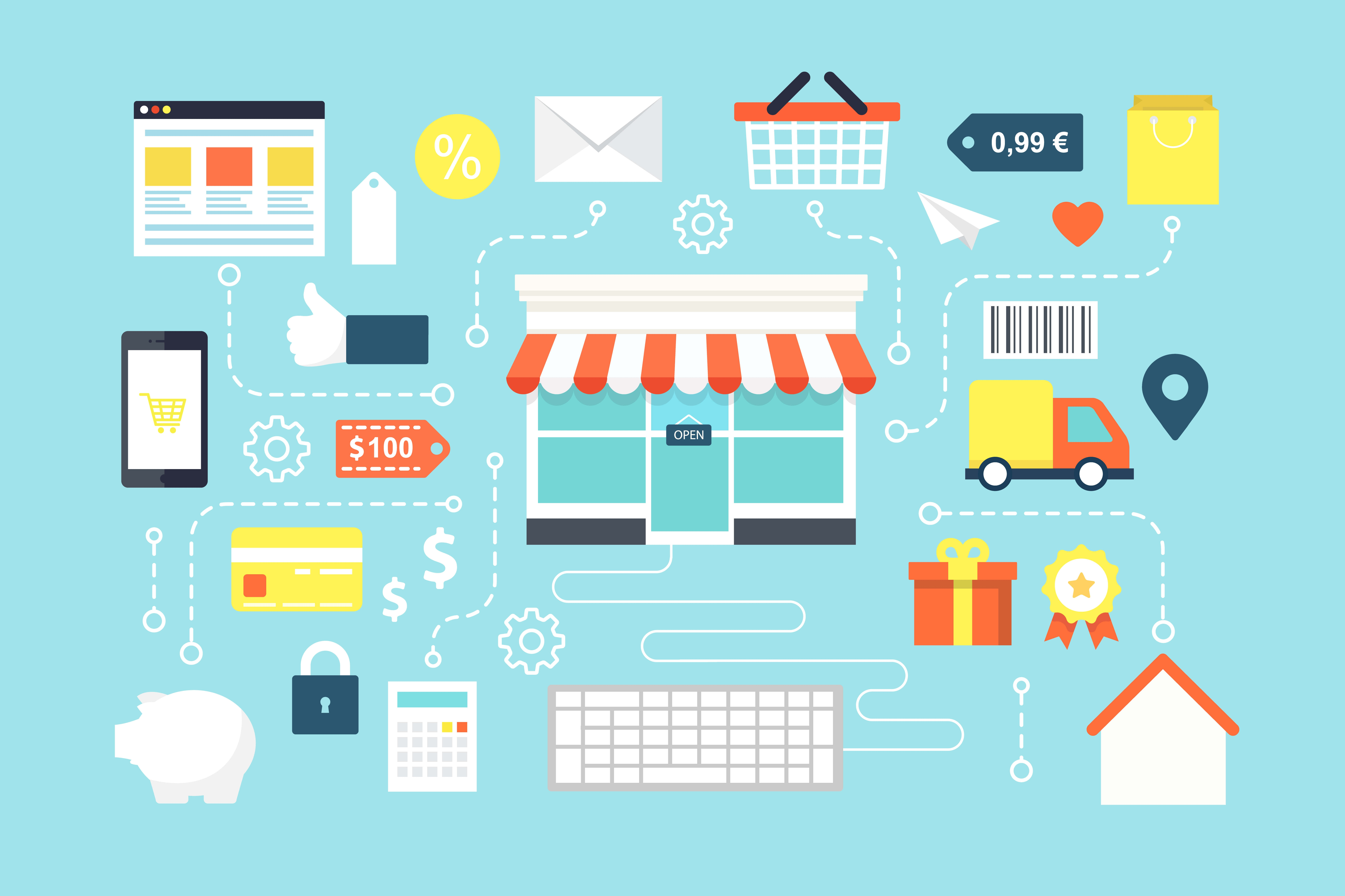 5+1 ECommerce Growth Hacks To Skyrocket Your Sales