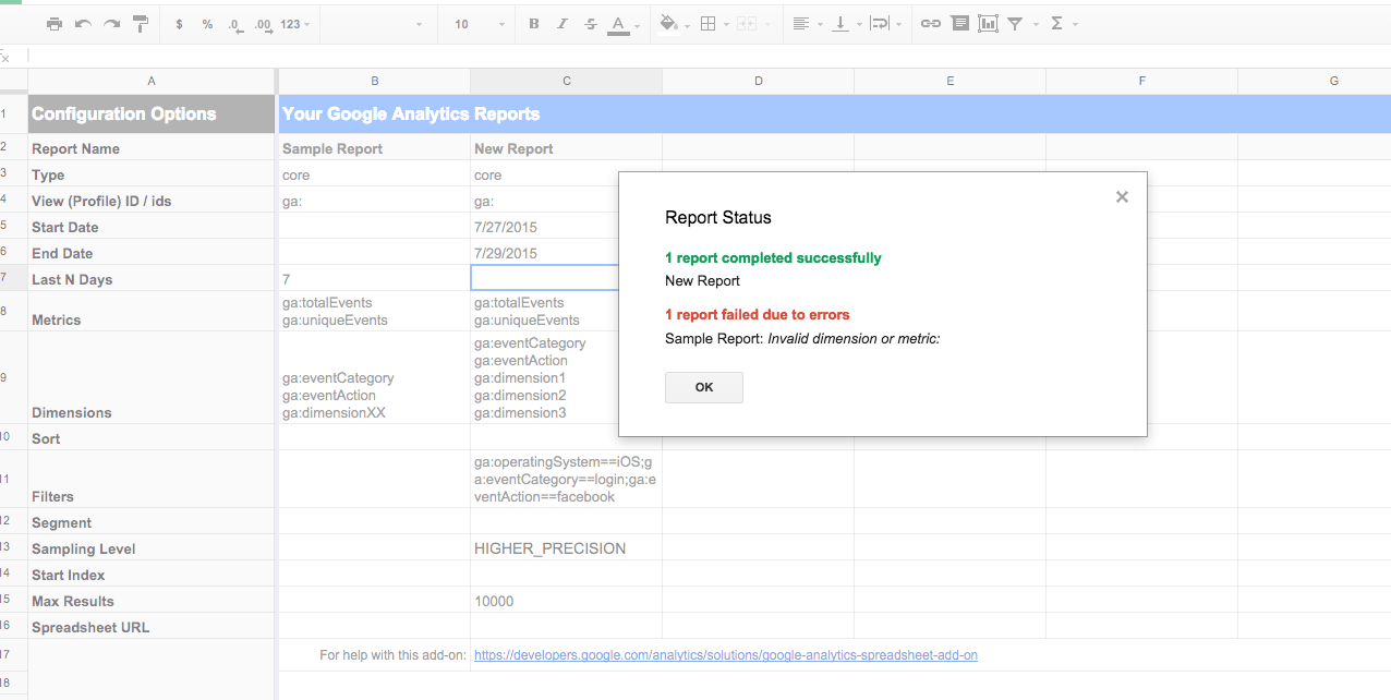 Google Analytics: Unlocking Big Data In 10 Steps #bigdata #analytics