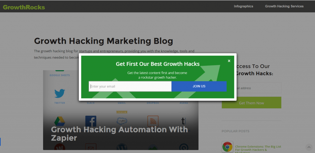 Growth Hacking Tools: A Survival Guide #growthhacking #leadgeneration