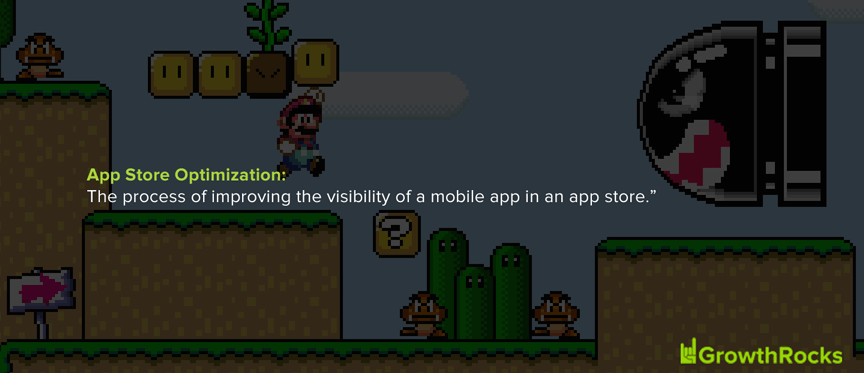 App Store Optimization: Let Your Competitors Eat Your Dust. #ASO #mobilemarketing #startups