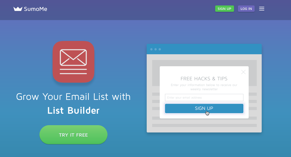 List Building In Just 5 Steps #emailmarketing