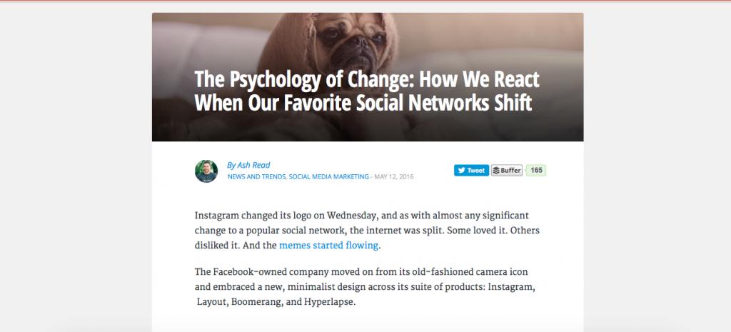 social media & pr blogs