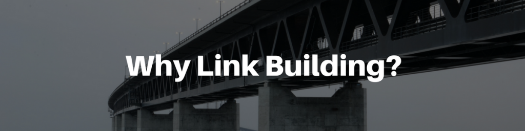 why link building