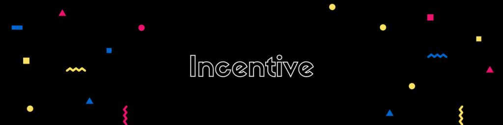 Referral marketing incentive reward