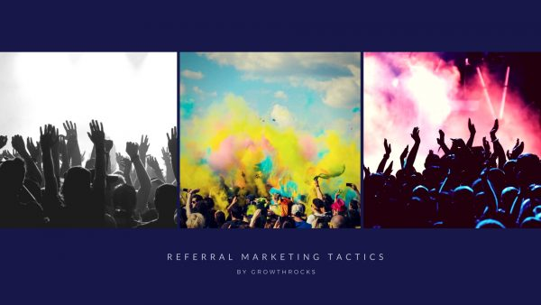 Are you using Referral Marketing tactics in your product?