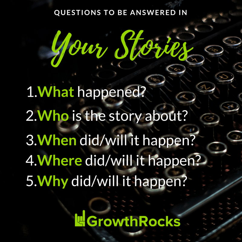 Start writing stories that everybody wants to read, today!