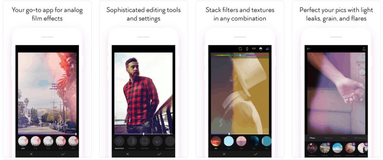 filterloop screenshots for instagram marketing