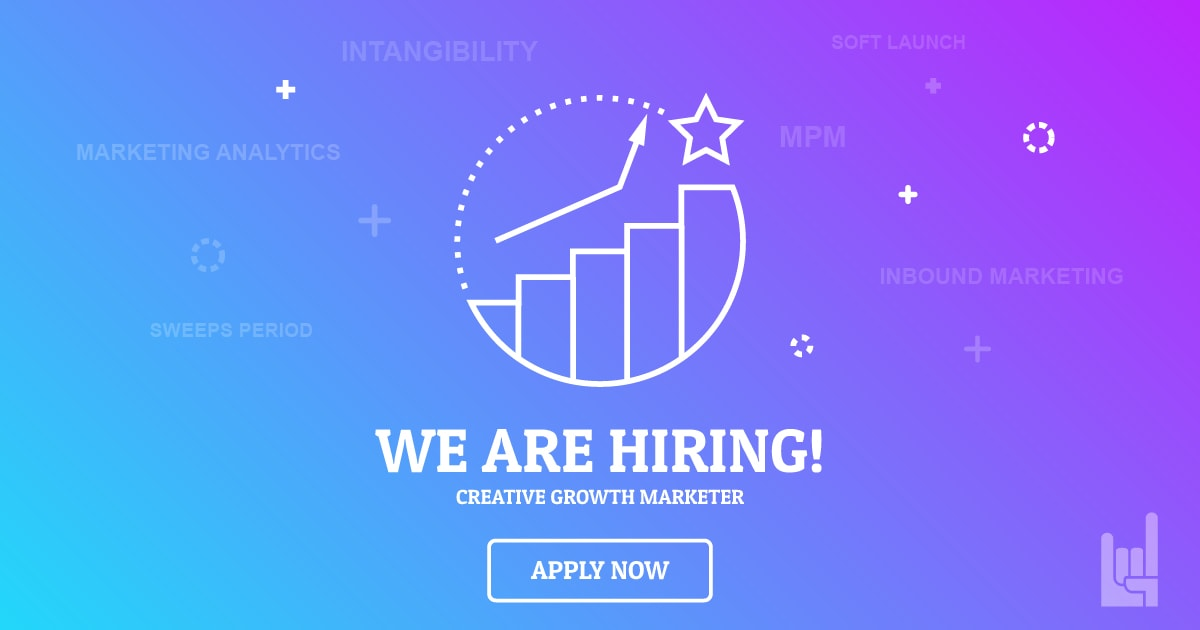 Creative Growth Marketer (aka Growth Master)
