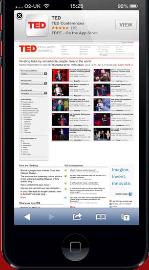 Smart App Banner + 4 App Must-Do's for your Website