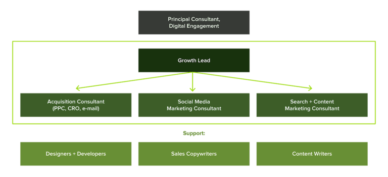 growth lead