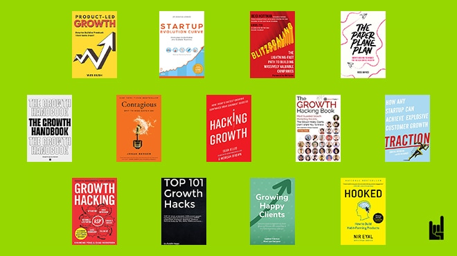 Growth Hacking Books GrowthrocksTN