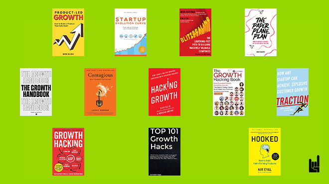 Top 12 Growth Hacking Books to Read in 2020